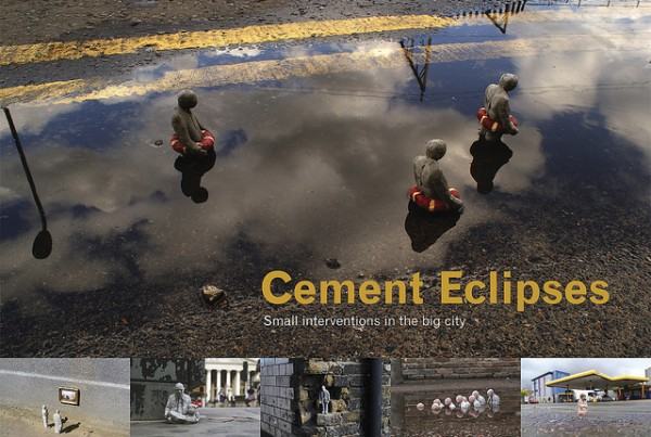 Cement Eclipses book