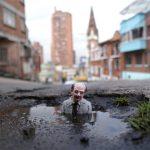 Survivor. Bogotá, Colombia