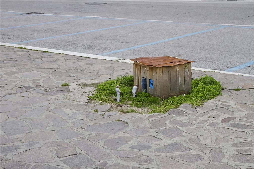 Paradise Lost. Gaeta, Italy. 2016