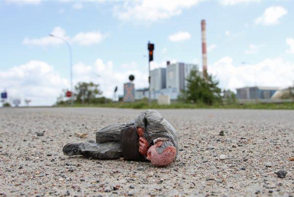 Survivor. Nantes, France